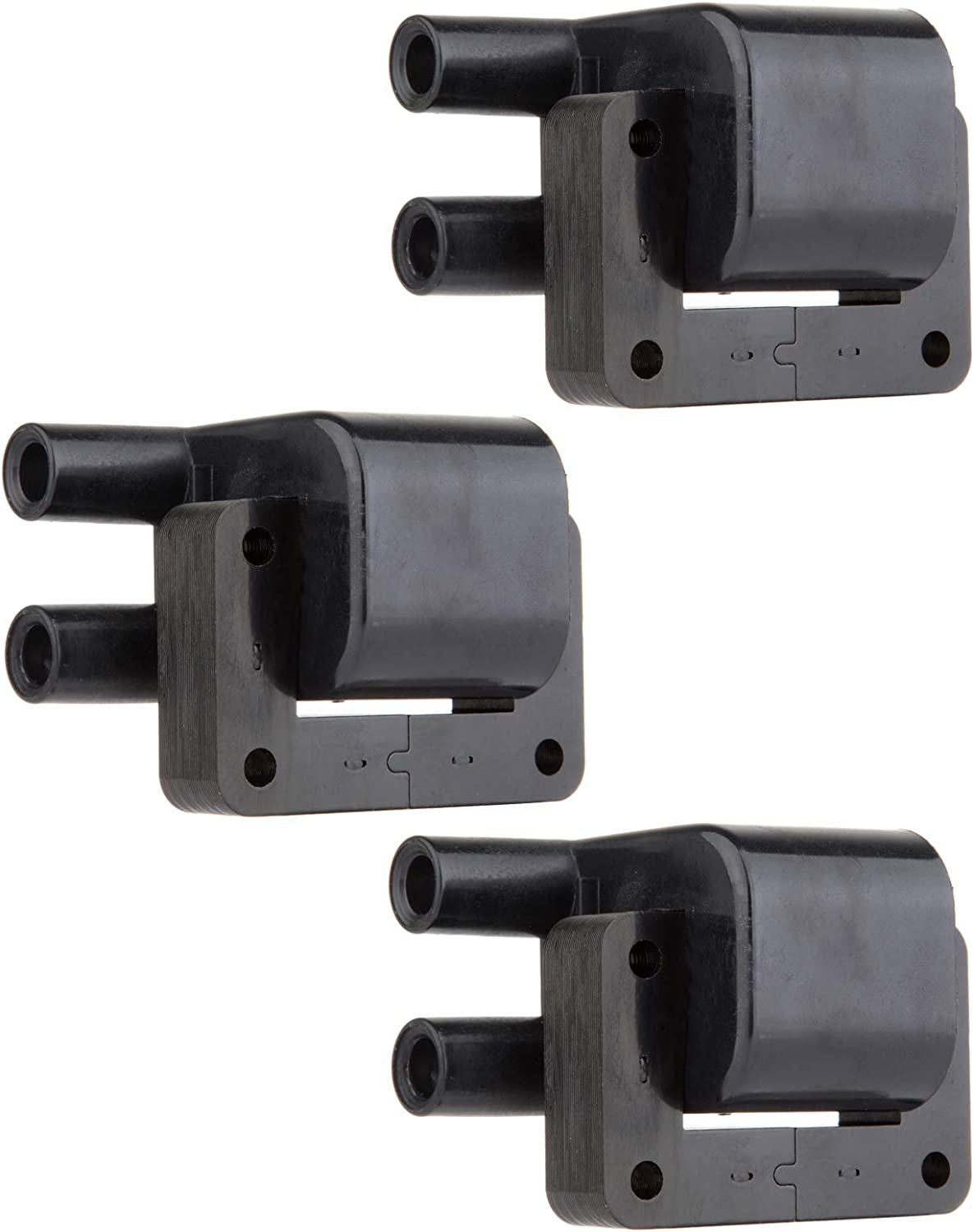 Aintier Set of 3 Ignition Coil Pack Compatible with Dodge Eagle Land Rover Mitsubishi 1991-1999 UF143 C518