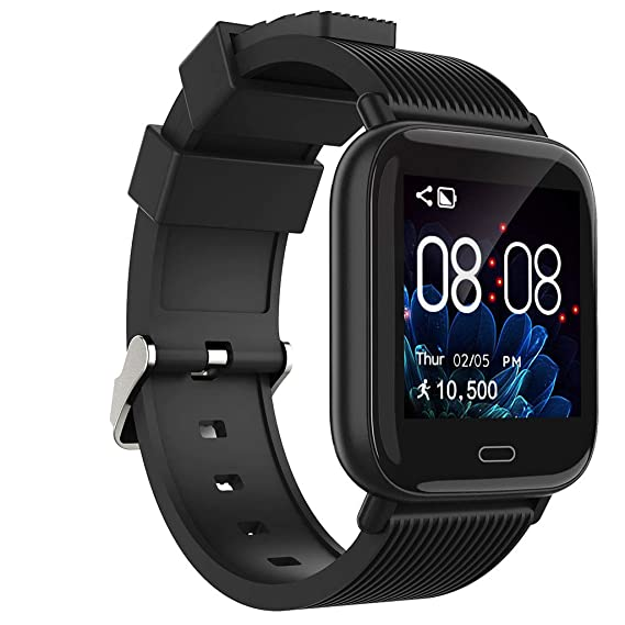 12shage Smartwatch Reloj Inteligente Android iOS,Pulsera ...