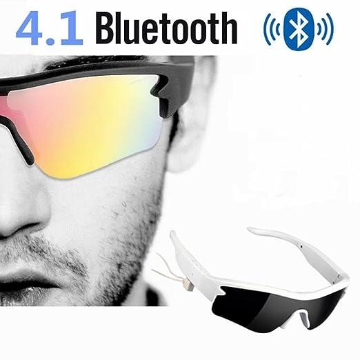 penao Wireless-Sport 4.1 Headset Smart-polarisierten Sonnenbrillen Reit Sonnenbrillen SLCKs