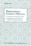 Professional Conduct Manual, National Association of School Psychologists, 0932955126
