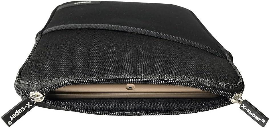 T561/Sleeve Voyage Sac de Transport en n/éopr/ène r/ésistant aux Chocs Incase avec Poche lat/érale X-Super Samsung Samsung Galaxy Tab A 9.7/SM-T550//E 9.6/T560