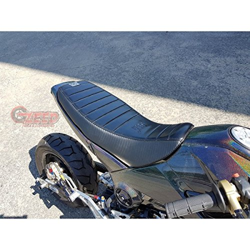 Mad Gel Seat Replacement Seat Model For Honda Grom 2016-2019 MSX SF Gel Seat by autospec (Image #7)