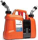 Husqvarna - Bidón Combi para combustible (5 L) y aceite (2.5 L)