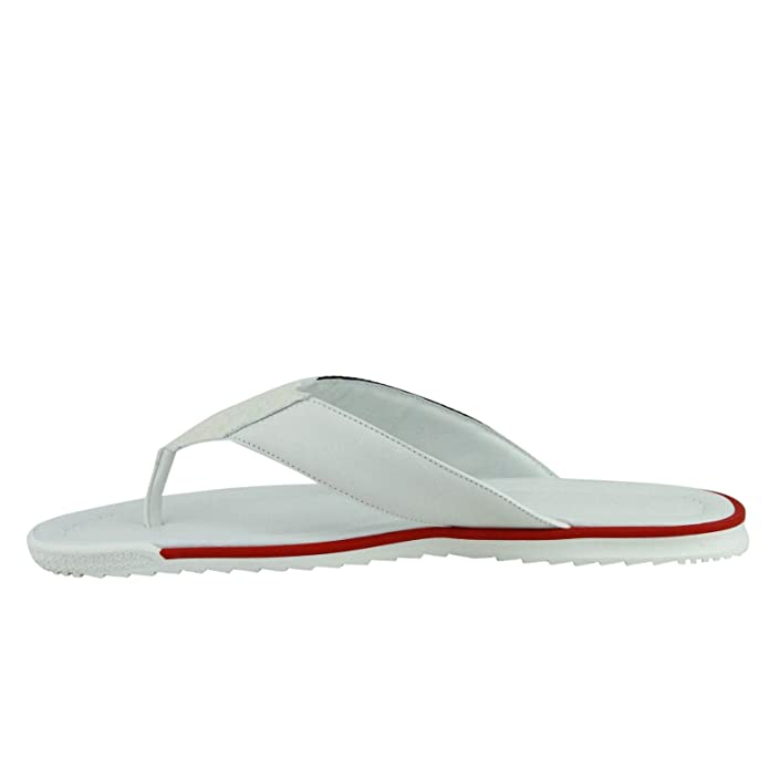 a2ee3984076 Amazon.com  Gucci Flip-Flop White Guccissima Leather Sandals with BRB Web  268670 9051 (14.5 G   15 US)  Shoes