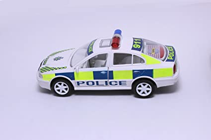 Centy Toys Hot Pursuit Uk Police Color May Vary