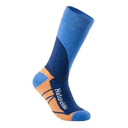 Calcetines calcetines térmicos de secado rápido al aire libre de las mujeres calcetines de deporte de