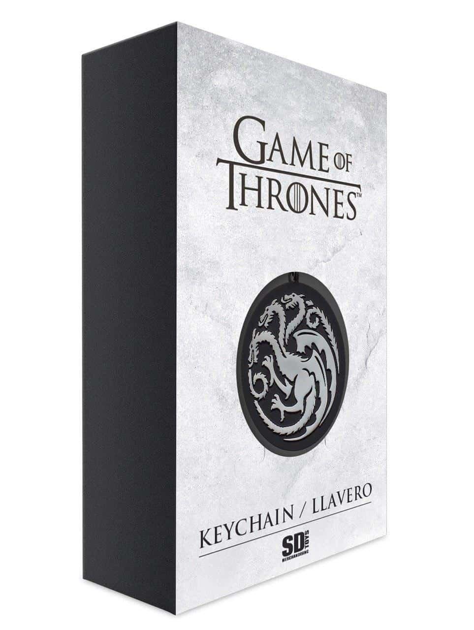 Amazon.com: SD toys - Porte Cle Game Of Thrones - Targaryen ...