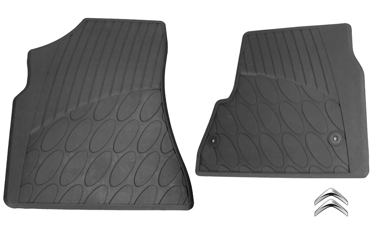floor heavy vivaro mat protective coverall front trafic duty mats itm renault van rubber