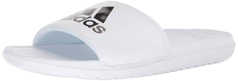 0a33869353ed Amazon.com  adidas Men s Voloomix Slide Sandal  Shoes