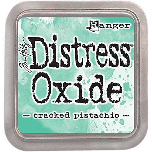 Ranger Ink Pad Oxide CrK Pistachio THoltz Distress OxidePistachio (Cracked Pistachio)