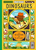 Life on Earth: Dinosaurs: With 100 Questions and 70 Lift-flaps!