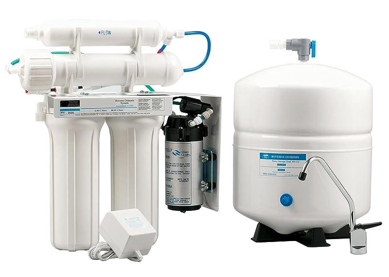 Watts Premier 0950045 ZeroWaste Reverse Osmosis System