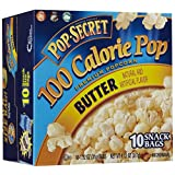 Microwave Popcorn, Butter, 3.5 oz Bags, 10/BX, Sold as 1 Box