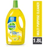 Dettol Lemon Healthy Home All-Purpose Cleaner 1.8L