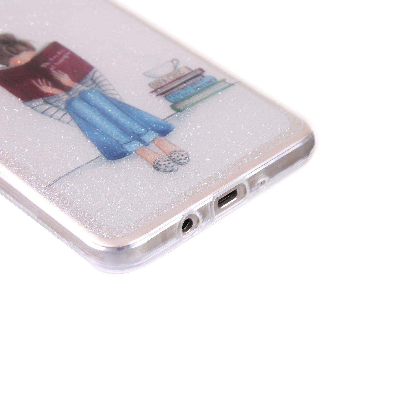 Silicone Custodia per iPhone 7 Modbido Cover per iPhone 7 Leeook