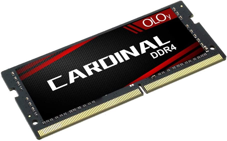 OLOy DDR4 RAM 32GB (1x32GB) 2400 MHz CL17 1.2V 260-Pin Laptop SODIMM Upgrade for 2017 iMac 27-inch with Retina 5K Display (MD4S322417MZSC)
