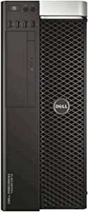 Dell Precision T5810 Workstation with Intel Xeon E5-1620 v3 3.5GHz Quad-Core Processor, 16GB DDR4 Memory, 4TB HDD, nVidia Quadro NVS310, and Windows 10 Pro (Renewed)