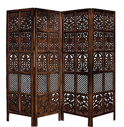 Shilpi:Wooden Partition / Room Divider/Screen/Seperator