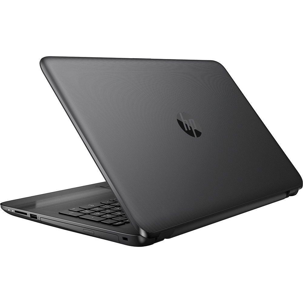 High Performance HP 15.6'' Laptop PC AMD A6-7310 Quad-Core Processor 4GB RAM 500GB HDD AMD Radeon R4 Graphics DVD-RW HDMI WIFI HDMI Webcam DTS Audio Windows 10-Black