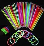 Glowsticks, Vivii 100 Light up Toys G...