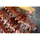 3 Slabs of Chicago Style Baby Back Ribs - by Coach Ditka - Chicago Steak Company - PSG015