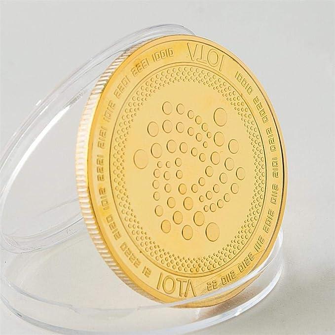 Amazon.com: Coin Euro - 2019 Fashion Iota Virtual Digital ...
