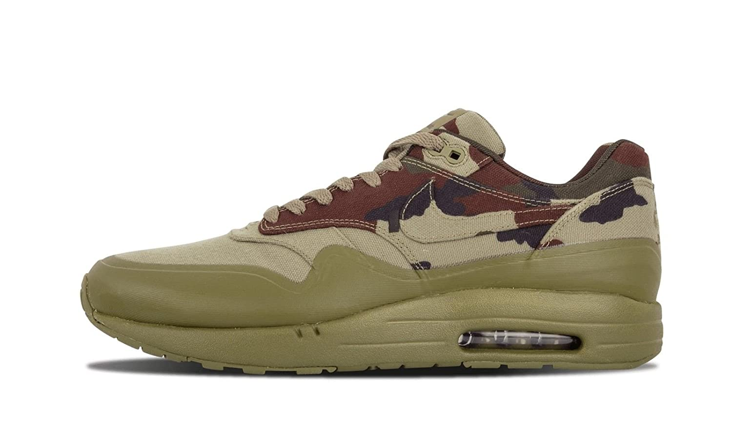 hot sale online a1ae4 d41ab Nike Air Max 1 Maxim France SP - Medium Olive Dark Army Camo  Amazon.co.uk   Shoes   Bags