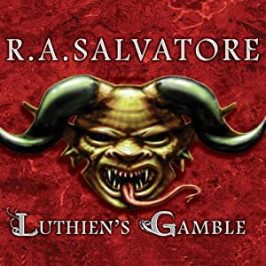 Luthien's Gamble Audiobook