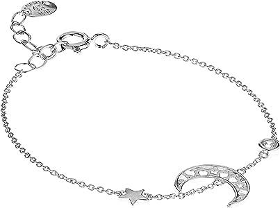 Agatha Women's Bracelet Moon, Star