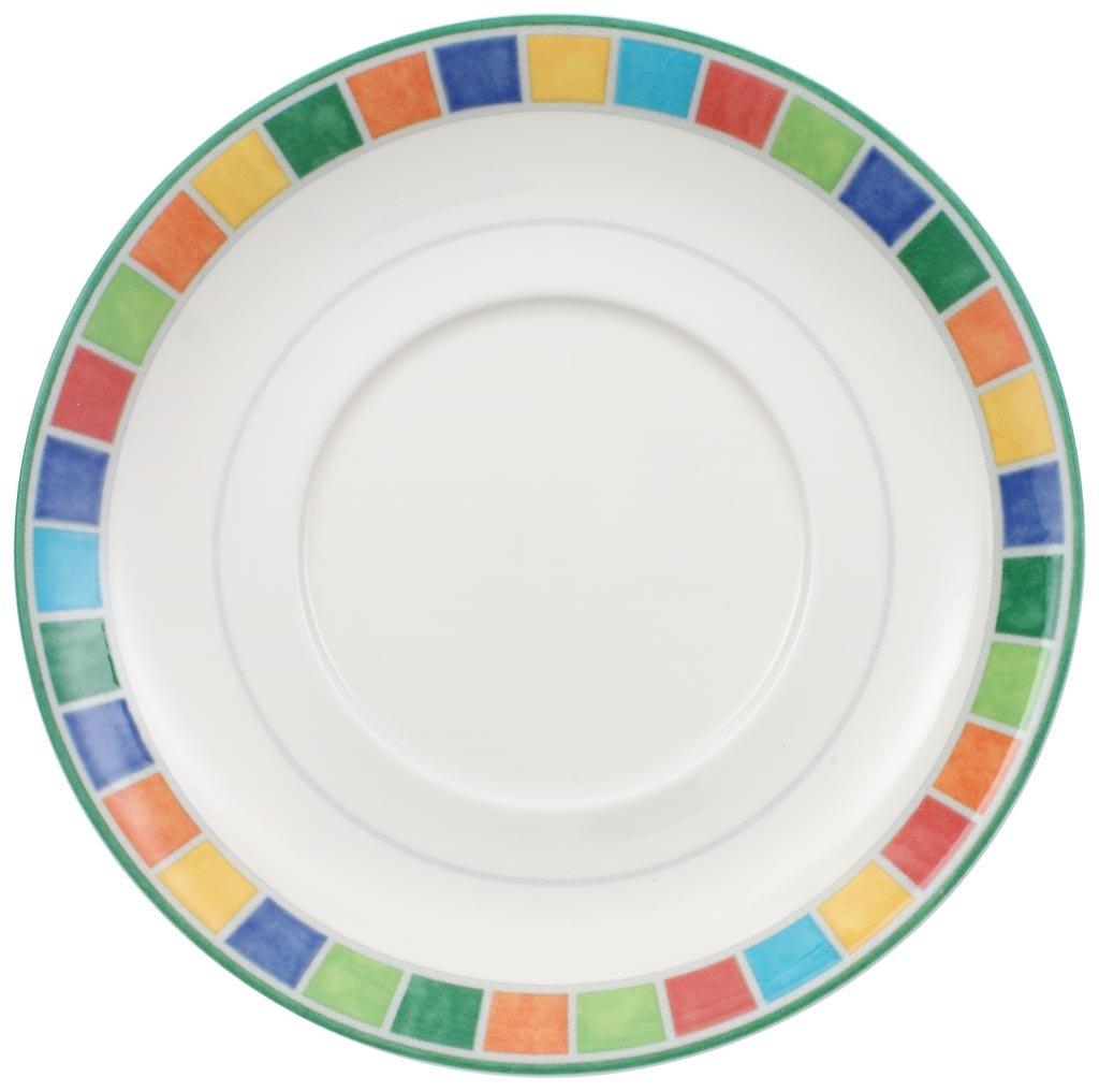 Villeroy & Boch Twist Alea Limone Breakfast Cup Saucer 1013601250