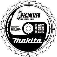 Makita - Cuchilla de carburo 190-60d stratifie b-29468
