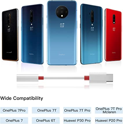 ACOCOBUY Adaptador USB C a Jack 3.5 mm OnePlus 7 pro USB C Jack ...