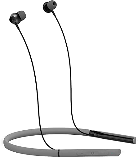 XFUZZ-ONE Latest Stylish Design Bluetooth Headphones Wireless Neckband Headset V4.2 Magnetic In Ear For Workout Built in Mic For Cell Phones Tablets Games HI FI Sound Earphone With 10 Hours Music Play