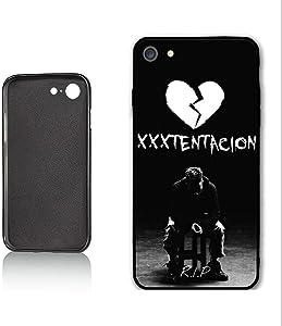 SYCASE XXX Case xxtentacion Custom Phone Case for iPhone 7 iPhone 8 Case,PC Material Hard Case Never Fade
