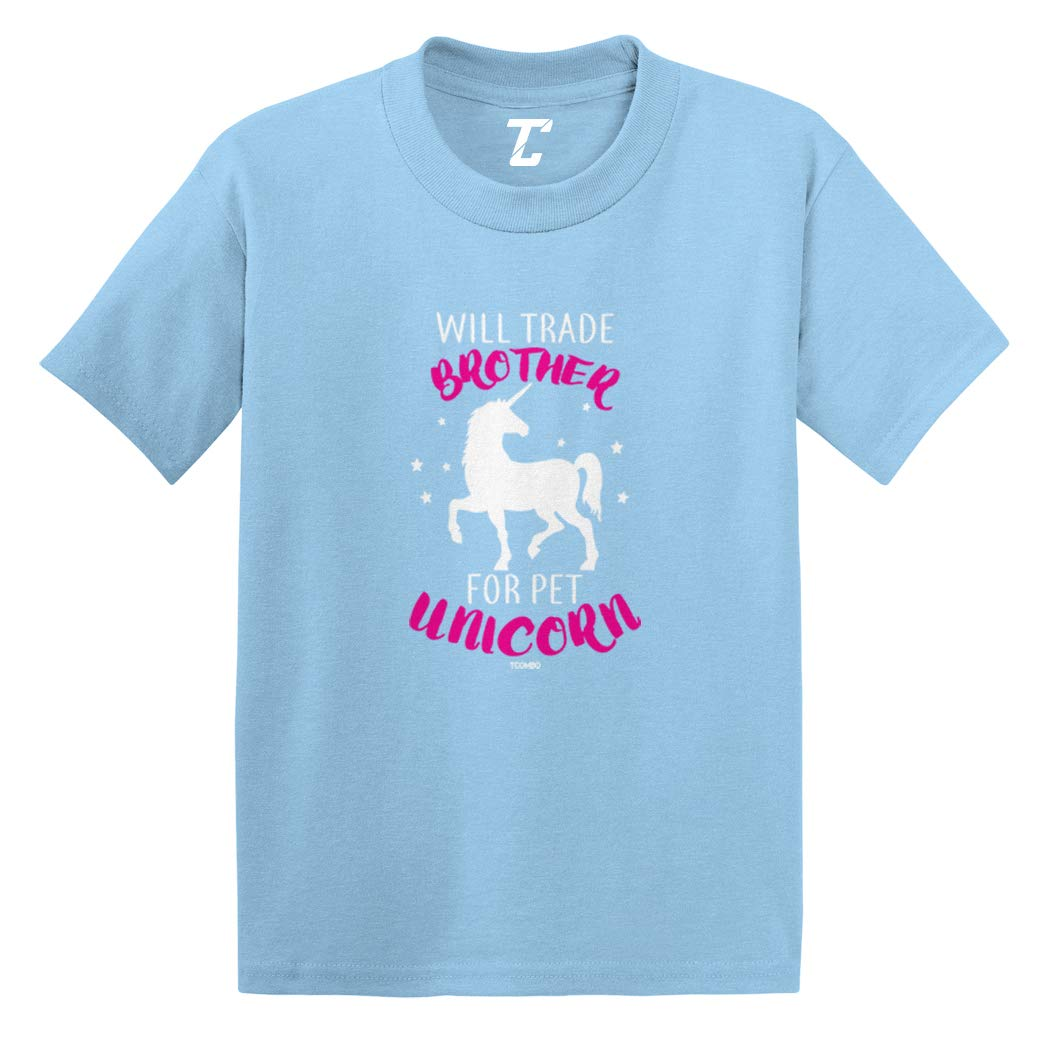 Will Trade Brother For Pet Unicorn Infant T Shirt 5999