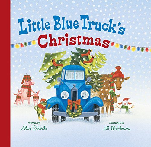 Little Blue Truck's Christmas]()