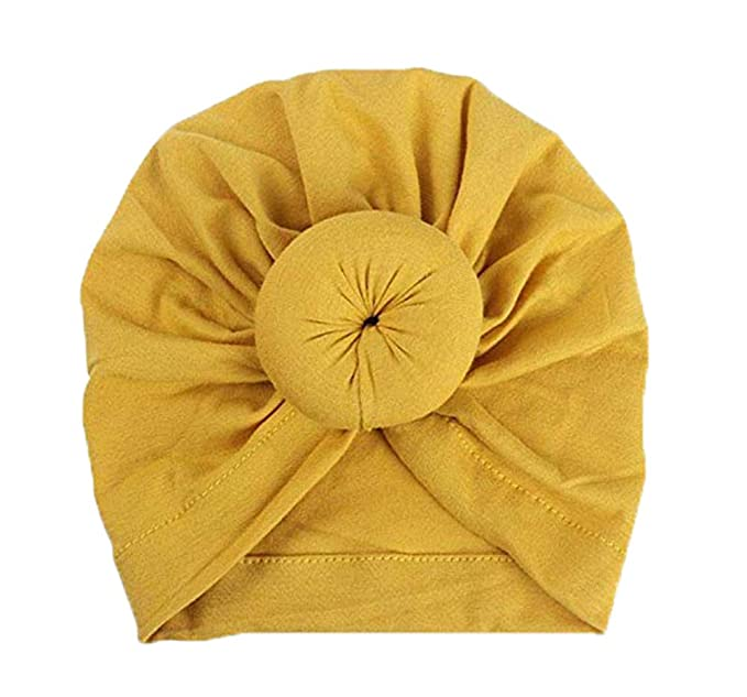Famesale Toddler Kid Boy Girl Indian Cap Niña Recién Nacida Soft Cute Headscarf Baby Girl Hat