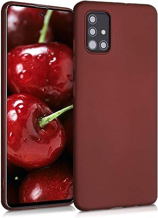 Kwmobile Hülle Kompatibel Mit Samsung Galaxy A51 Elektronik