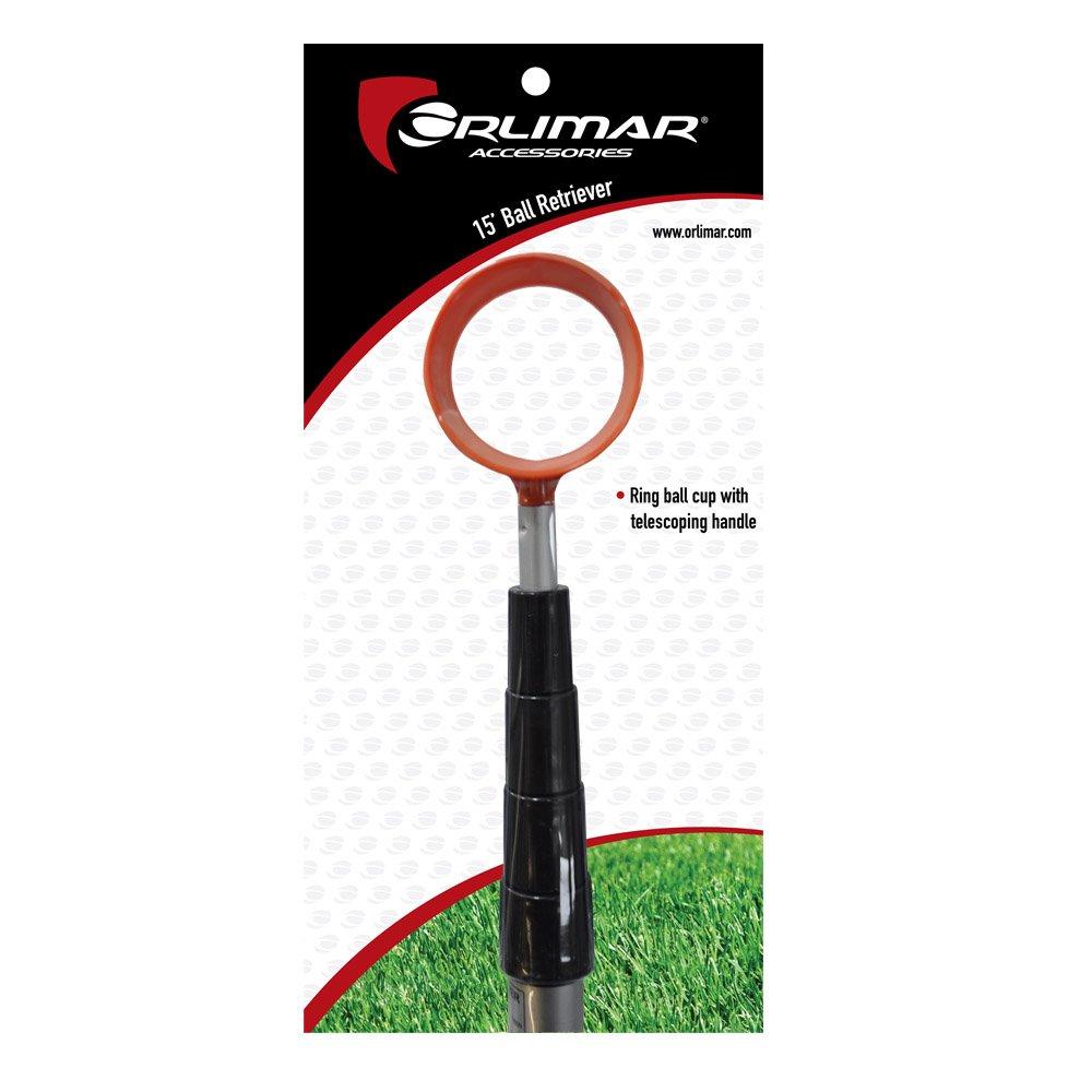 Orlimar 15-Foot Fluorescent Head Golf Ball Retriever by Orlimar