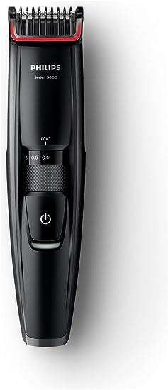 Philips bt5200/16 BEARDTRIMMER Series 5000 afeitadora: Amazon.es: Salud y cuidado personal