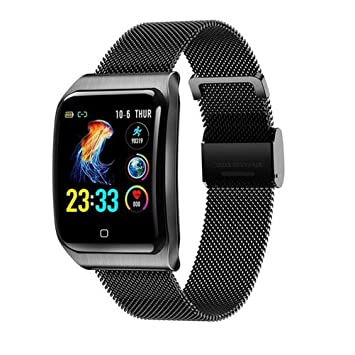 Amazon.com: F9 Smart Watch Montre Relogio Men Smartwatch ...