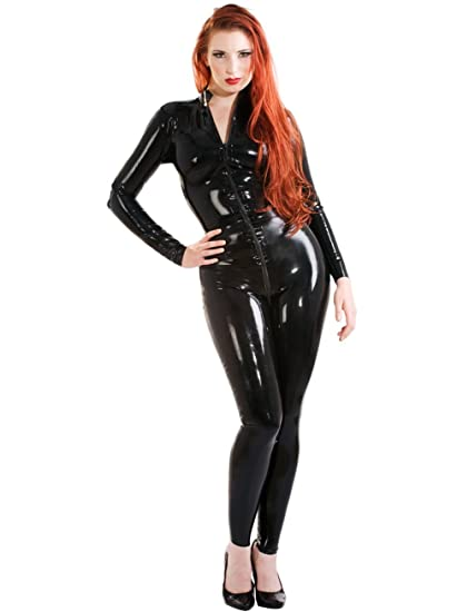 Young boy latex rubber sex