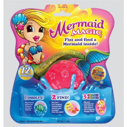 Ozbozz Mermaid Magic Fizz And Find Import It All