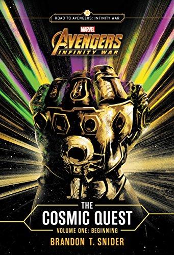 MARVEL's Avengers: Infinity War: The Cosmic Quest Volume One: Beginning