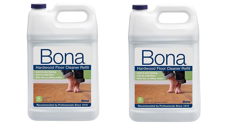 Bona Hardwood Floor Cleaner Refill MegaPack 2 Gallons by Bona. (Image #1)
