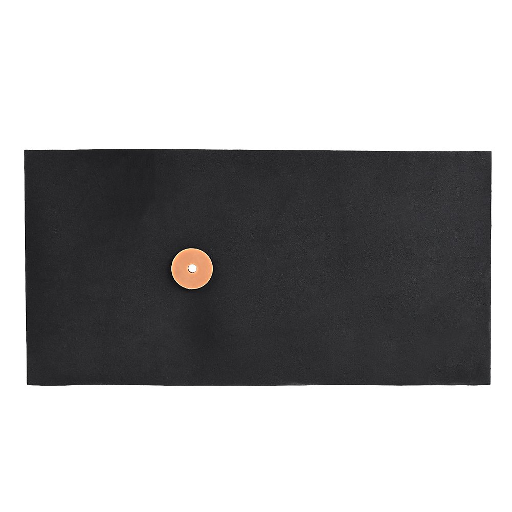 RUNACC Portable Golf Hitting Mat Residential Practice Hitting Mat Mini Golf Hitting Pad with Tee, Suitable for Golf, Green by RUNACC (Image #6)