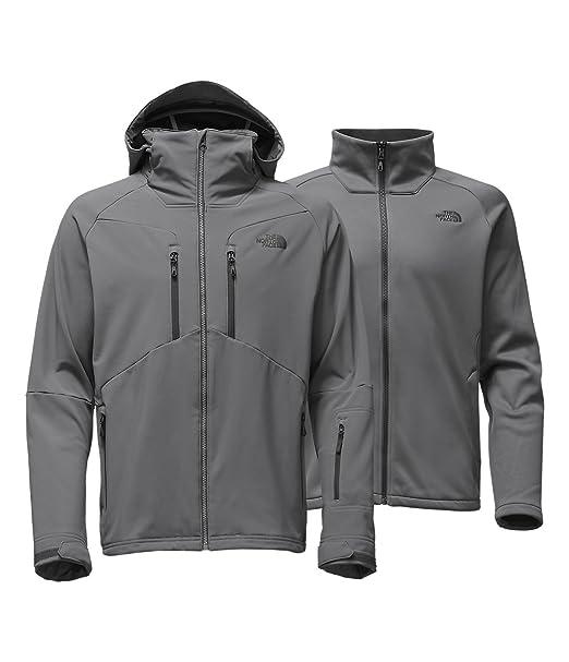 895739a5096b THE NORTH FACE Men s Apex Storm Peak Triclimate Jacket (Zinc Grey ...