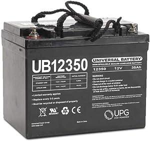 Batterie trottinette électrique Universal Power Group UB12350