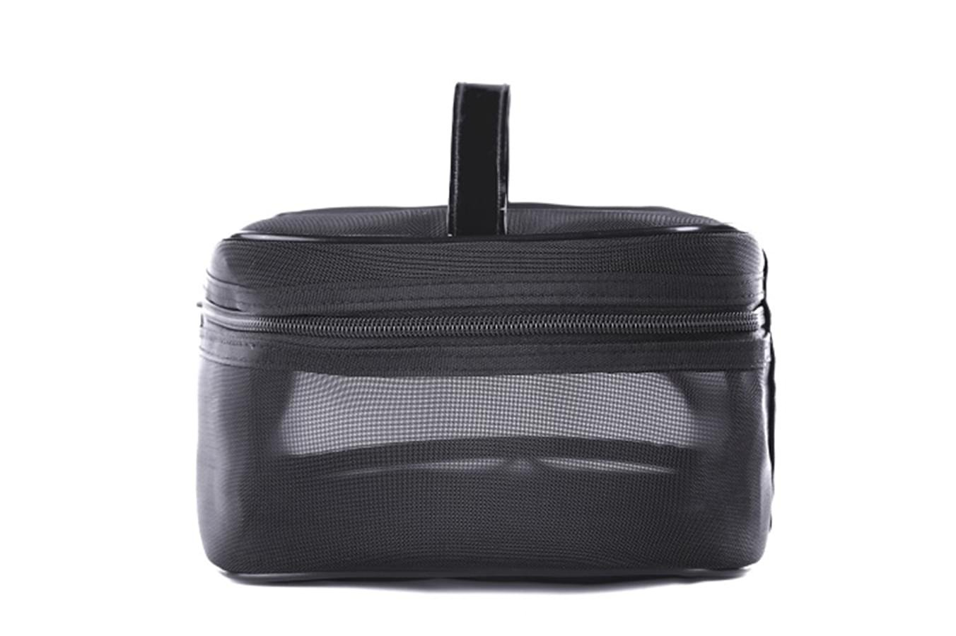 7ff8483a505e Makeup Bag Travel Accessories Makeup Cosmetics Organizer Mesh Bags