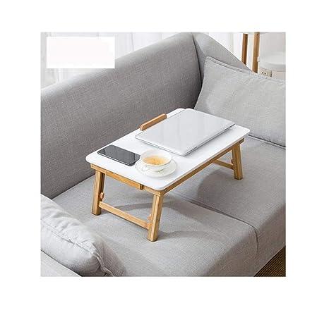 Jingyinyi Cama Elegante, Mesa pequeña, Mesa para portátil ...